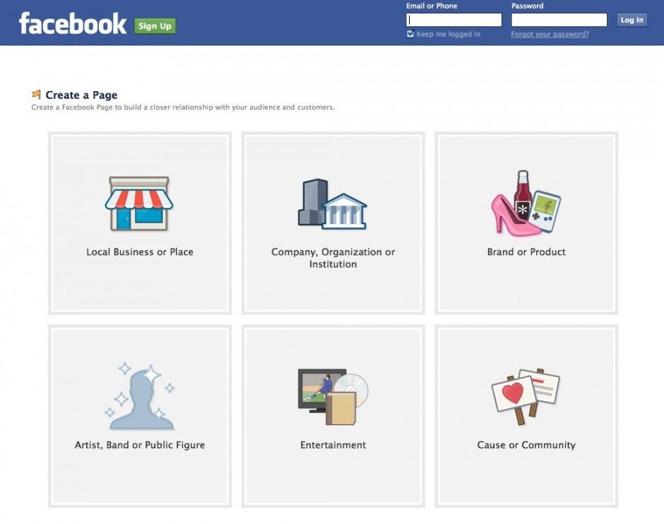 How to Use Facebook Create Fanpage